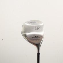 Wedgewood Gold IR Series 19 Degrees Graphite Stiff Flex Right-Handed 85949B