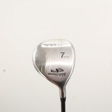 Wedgewood Silver IR Series 7 Iron 34 Degrees Graphite Shaft Regular Flex 85950B
