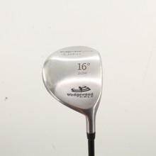 Wedgewood Gold IR Series 16 Degrees Graphite Stiff Flex Right-Handed 85951B
