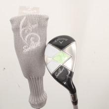 Callaway Golf Solaire 5 Hybrid Graphite H-50g W Ladies Flex Right-Handed 86062H