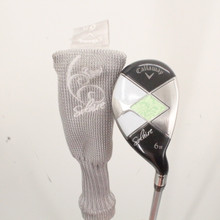 Callaway Golf Solaire 6 Hybrid Graphite H-50g W Ladies Flex Right-Handed 86063H