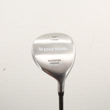 Wedgewood 7 Iron 34 Degrees Graphite Shaft Senior Flex Right-Handed 85964B