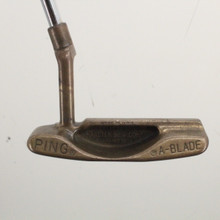 Ping A-Blade KARSTEN MFG Corp Putter 35 Inches Right-Handed 85871G