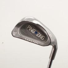 Ping Zing Individual 4 Iron Blue Dot JZ Steel Shaft Regular Flex 85876G