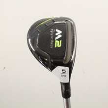 TaylorMade M2 Rescue 5 Hybrid 25 Degrees REAX 45 Ladies Flex Right-Handed 86115J