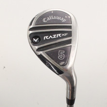 Callaway RAZR XF 5 Hybrid 27 Degrees Graphite Shaft Ladies Flex 86092H