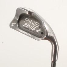 PING Zing 2 Individual 4 Iron Black Dot Graphite Stiff Flex Right-Handed 86131J