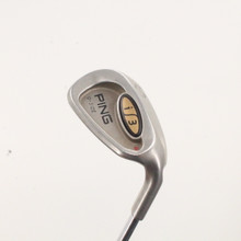 Ping i3 O-Size S Sand Wedge Red Dot JZ Steel Stiff Flex Right-Handed 86168A