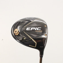 Callaway Epic Flash Star Driver 12 Degrees Right-Handed HEAD ONLY 86182A