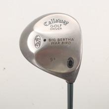 Callaway Great Big Bertha War Bird Driver 9 Degrees Gems Ladies Flex 86334H