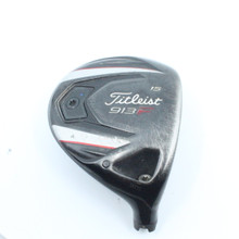 Titleist 913F Fairway Wood 15 Degrees Right-Handed HEAD ONLY 86186A