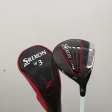Srixon Z F85 3 Wood 15 Degrees Fujikura Tour Spec X-Stiff Flex Headcover 86379B
