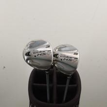 Cobra HS 9 3 & 5 Wood Set Graphite Shaft Ladies Flex Right-Handed 86388B