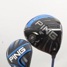 PING G30 SF Tec Driver 12 Degrees TFC 419 SR Senior Flex 86237G
