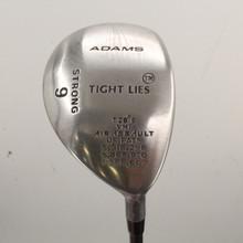 Adams Tight Lies Redline 9 Fairway Wood Grafalloy Regular Flex 86347H