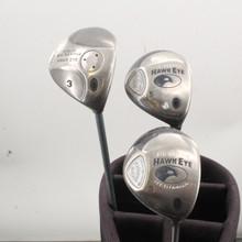 Callaway Big Bertha Hawk Eye / VFT Wood Set 3,5,9 Graphite Ladies Flex 86241G