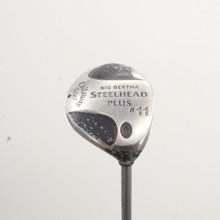 Callaway Big Bertha Steelhead Plus 11 Wood Senior Flex Right-Handed 86443A