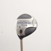 Callaway Steelhead Plus #5 Wood Graphite Gems Ladies Flex Left-Handed 86444A