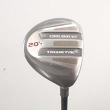 Orlimar Trimetal HipSteel Fairway Wood 20 Degrees Graphite Regular Flex 86501H