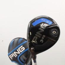PING G30 3 Wood 14.5 Degree TFC 419 Regular Flex Headcover Left-Handed 86259G