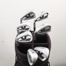 PING G400 Iron Set 5-W,S Black Dot Graphite ALTA CB Regular Flex Left-Hand 86404B