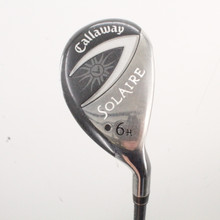Callaway Golf Solaire 6 Hybrid Graphite H-55g Ladies Flex Right-Handed 86521H