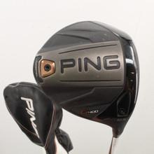 PING G400 Driver 10.5 Degrees TFC 80 D Lite Senior Headcover Right Handed 86270G