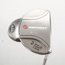 Odyssey White Ice 2-Ball Long Putter 46 Inches Steel Shaft Right-Handed 86532H