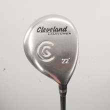 Cleveland Launcher Comp Fairway Wood 22 Degrees Regular Flex Right-Handed 86539H