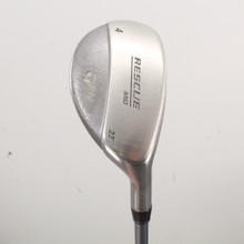 TaylorMade Rescue Mid 4 Hybrid 22 Degrees Graphite Ladies Flex Right-Hand 86540HB