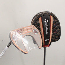 TaylorMade TP Collection Black Copper Ardmore 2 Putter 35 Inch Headcover 86761H