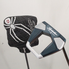 TaylorMade Spider S Navy Putter 34 Inches Headcover Right-Handed 86767H