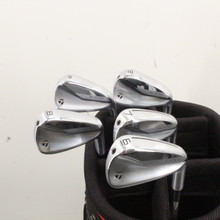 TaylorMade Forged P770 Iron Set 6-P Steel KBS Tour 120S Stiff Right-Hand 86899B
