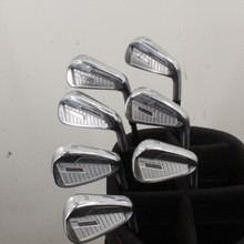 TaylorMade P760 Forged Iron Set 4-P KBS Tour Steel Stiff Right-Handed 87000B