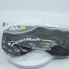 2017 TaylorMade M2 Driver Cover Headcover Only Black/Grey/Green HC-2772H