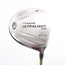 U.S. Kids Golf Ultralight 320 Driver 16 Degrees Graphite Shaft Right-Hand 86964G