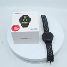 Golf Buddy Aim W10 GPS Watch Rangefinder w/ Extra Straps & Charging Cable 87024B