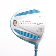 "U.S. Kids Golf UL DV1 Driver 18 Degrees Graphite For 48"" Tall Junior 86967G"