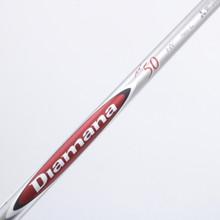 Diamana M+ 50 Ladies 27 Deg Hybrid Shaft Only, Titleist Adapter for 915H 87376G