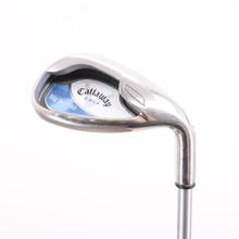 Callaway Golf Big Bertha Sand Wedge Ladies Flex Graphite Shaft 55g S SW 87113H