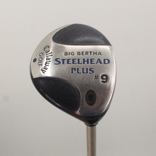 Callaway Big Bertha Steelhead Plus 9 Wood Gems Ladies Flex Right-Handed 87418G