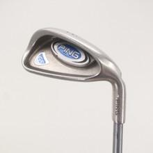 Ping G5 Individual 8 Iron Silver Dot Graphite Shaft TFC 100I Stiff Flex 87480H