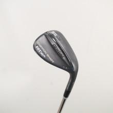 Cleveland RTX-4 Black Satin Wedge 56 Degree 56.10 N.S. Pro Steel Stiff 87541B