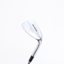 Cleveland 588 RTX Satin Chrome Wedge 58 Degrees 58.12 Dynamic Gold Steel 87577A