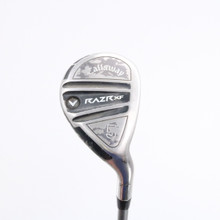 Callaway RAZR XF 5 Hybrid 27 Degree Graphite Shaft Ladies Flex Right-Hand 87596A