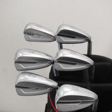 PING G700 Iron Set 5-W Green Dot Dynamic Gold 105 Steel R300 Regular Flex 87724B
