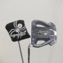 TaylorMade Spider EX Navy Putter 35 Inches Headcover Left-Handed 87661B