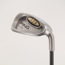 Ping i3 O-Size Individual 9 Iron Green Dot Aldila Graphite Senior A Flex 87500H