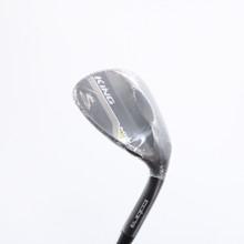 Cobra King MIM Wedge 58 Degrees 58.08V KBS Steel Stiff Flex Right-Handed 87790A