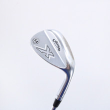 Callaway X-Forged White Chrome Wedge 54 Degrees 54.14 Steel Right-Handed 87962A